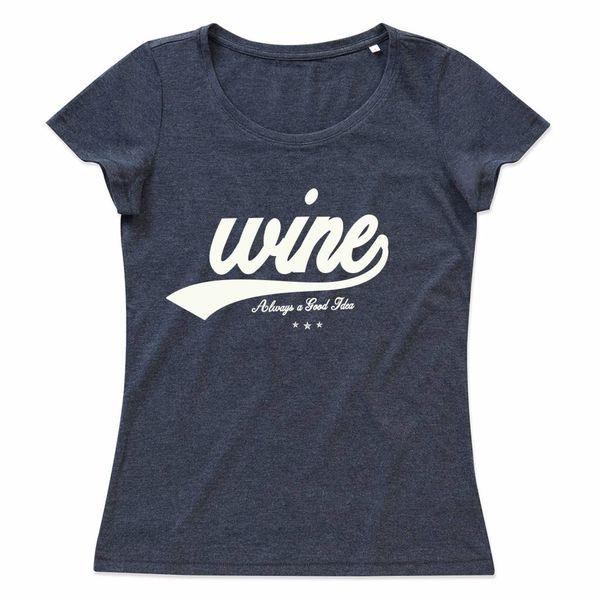 wijn t-shirt